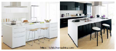 『スマートキッチンvsグレイスキッチン』2つのキッチンの特徴を徹底比較!!