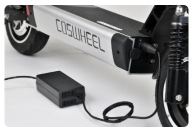 【COSWHEEL EV SCOOTER】公道走行OK!!未来型電動キックボードを調査!!